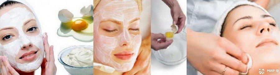 Приготовление маски с маточным молочком