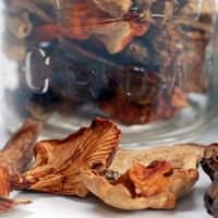 Сколько хранить сушеные грибы в домашних условиях 33