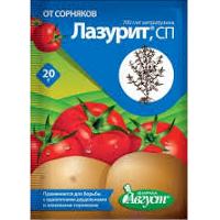 Лазурит на картофеле инструкция по применению от сорняков обработка сроки