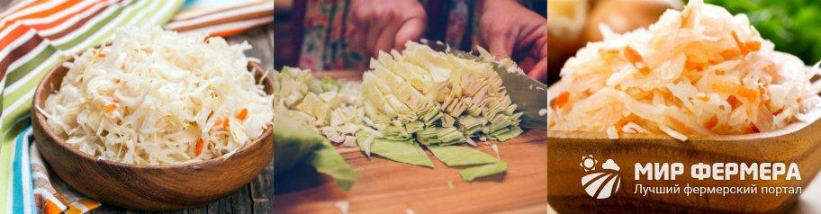 Как солить капусту дома