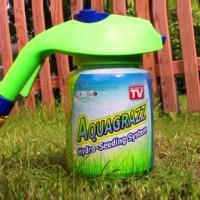 Жидкий газон AquaGrazz