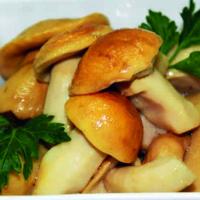 Маринад для белых грибов