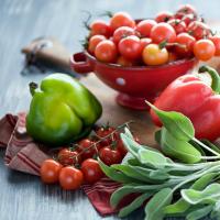 Рост объемов производства тепличных овощей