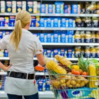 В России повысился спрос на дешевые продукты