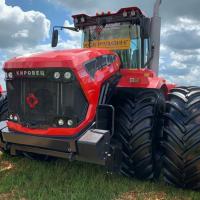 В России начнут производить трактора с автопилотом